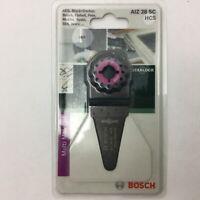 BOSCH AIZ 28 SC HCS STARLOCK Multi Material easy cut Multitool Blade origional