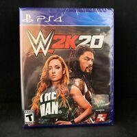 WWE 2K20 (PS4 / PlayStation 4) BRAND NEW / Region Free