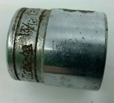 """Snap On 13/16"""" Socket Engraved 3/8"""" Drive F261"""