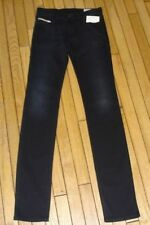 Diesel Cotton Straight Leg Mid Rise Jeans for Women