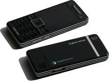 Sony Ericsson C902 Sbloccato Nero Shift cellulare ottime condizioni