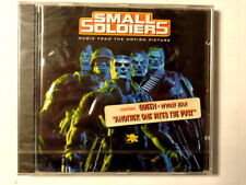 SMALL SOLDIERS  -  MUSIC FROM THE MOTIN PICTURE  with QUEEN  - CD 1998 SIGILLATO