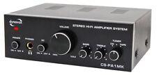 HIFI Amplificateur, Mini-amplificateur, DYNAVOX cs-pa1, petit Amplificateur, Noir