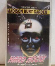 MADISON BURT GARDEN-HARD HOUSE-musicassetta sigillata PARADISE PARTY