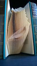 Seashell Conch Shell Folded Book Wedding Birthday Gift Interesting home decor
