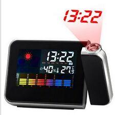 Wetterstation Uhr Netzteil - Projektionsuhr Wecker Uhr Kalender Display Adapter