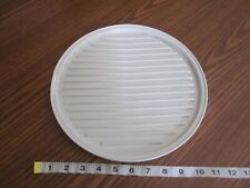Vintage Nordic Ware Microwave Cookware Round Bacon Meat Rack
