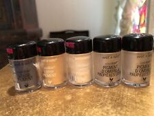5 ASST. NEW WET N' WILD LOOSE PIGMENT EYE SHADOWS