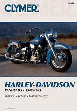 CLYMER REPAIR MANUAL Fits: Harley-Davidson FLH Electra Glide