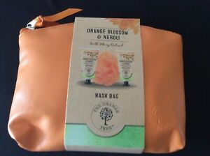 THE ORANGE TREE BATH SET