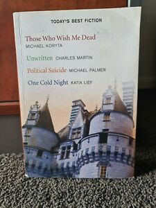 Today's Best Fiction - 4 Stories in 1 Select Editions Book Paperback Book