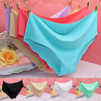 Seamless Underwear Women Panties Lingerie Briefs Soft Underpants Hipster Vy