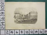 C1860 Piccolo Antico Eastbourne Stampa ~ Cavendish Place