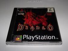 Diablo PS1 PS2 PS3 PAL *Complete*
