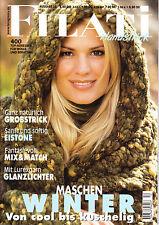 Filati Handstrick Ausgabe 12, Winter, Modelle, Stricken, 34 Anleitungen, Rarität