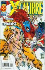 X-Calibre # 4 (of 4) (Age of Apocalypse) (Estados Unidos, 1995)