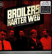 "BROILERS ""Harter Weg"" Limited Edition 3 Track Maxi CD"
