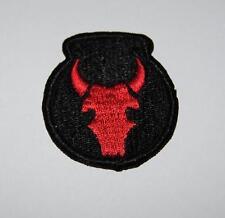 US Aufnäher Patch 34th DIVISION Abzeichen Vietnam Uniform WK2 WW2