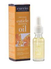 Cuccio Cuticle and Nail Revitalizer Complex Oil 0.5 fl oz (15 ml) [select scent]