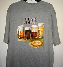 ed20426123d Tommy Bahama Hombre Camiseta Hombre Alto Talla XLT cabeza Conde Heather  Gris Nuevo Con Etiquetas