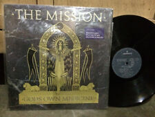 "The Mission 33 rpm Philippines 12"" LP EP god's own medicine"