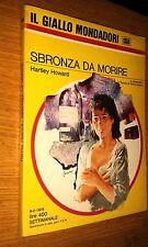 GIALLO MONDADORI # 1358-HARTLEY HOWARD-SBRONZA DA MORIRE-1975