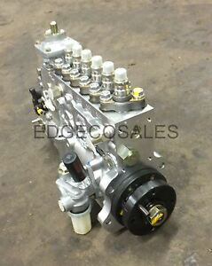 """Fuel Injection Pump (Bosch) Fits New Holland """"675"""" Series Engine - 87802320"""