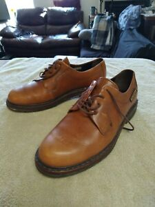Mephisto Sherpa's Brown Leather Oxford Shoes Men's Size 8 1/2