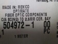 AMP 5049721-1 1 Meter Fiber Optic Cable