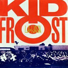 """7"""" KID FROST La Raza b/w In The City VIRGIN Gangsta Rap Hip-Hop D 1990 like NEW!"""