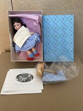 """8 """"Madame Alexander Doll DOROTHY From Wizard Of Oz Collection in Box"""