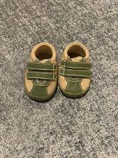 Janie & Jack boys soft bottom shoes Sz 1