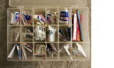 Vintage Westrim Crafts Rhinestone 15+ Packs w/ Tool & Organizer Box