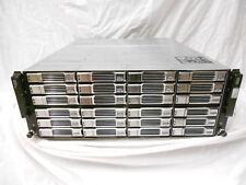 "Dell Equallogic PS6110 ISCSI SAN Storage 24x 600GB 15K SAS 3.5"" Drives PS6110XV"