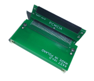 New Angle 90 Degree PCMCIA Port Adapter for Amiga 600 1200 Tower System #553