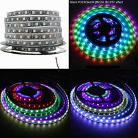 5M 10M 25M 50M WS2811 Addressable 300leds/5M 5050 RGB Pixel LED Strip Light 12V