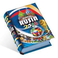 Mundial Rusia 2018 futbol soccer world cup mini book in spanish ilustrado