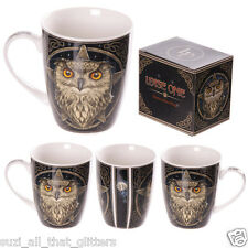 Lisa PARKER Bone China tazza: SAGGIO One-OWL Head