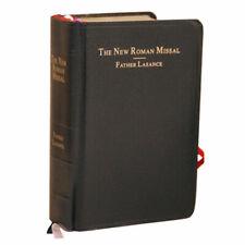 The New Roman Missal by Father Lasance New Unopened Catholic Latin Mass 1945