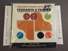 SEALED FERRANTE & TEICHER GOLDEN PIANO HITS 1961 MONO LP WWR 3505