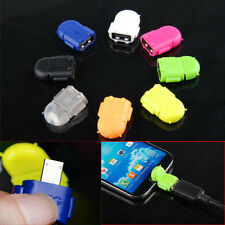 COOL Robot Micro USB Host OTG Adapter Cable CGYG Samsung Galaxy S3 S4 S5