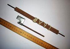 Kaustic plastique échelle 1/6th roman stick bundle & metal axe-marcus