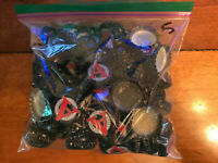 105 Beer Bottle Caps Mixed Lot #5 of Black Avery Goose Island Breckenridge