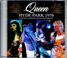 Queen -  Live in Hyde Park London 1976 DVD
