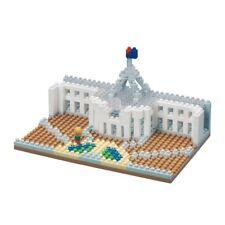 Nanoblock Australian Parliament House Nano Micro-sized Building Blocks Nbh-156