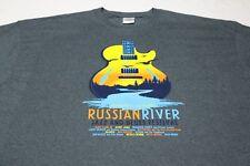 RUSO River JAZZ & Azules Festival - GARY CLARK , BONEY James 2xl Talla Camiseta