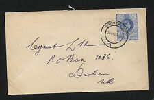 Swaziland  #29  on   cover   local use        EX1105