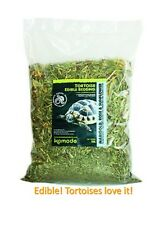 KOMODO 10ltr EDIBLE TORTOISE BEDDING substrate leaves herbs weeds - sub for soil