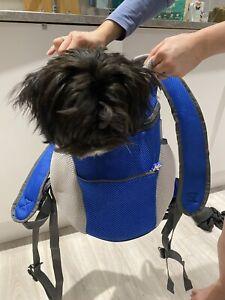 Durable Pet Bag Travel Carrier Backpack Double Shoulder Bag Cat Dog Carry Bag