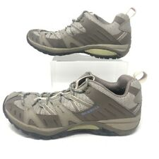 Merrell Womens Siren Sport 2 Hiking Trail Shoes Gray J58284 Low Top Lace Up 9.5